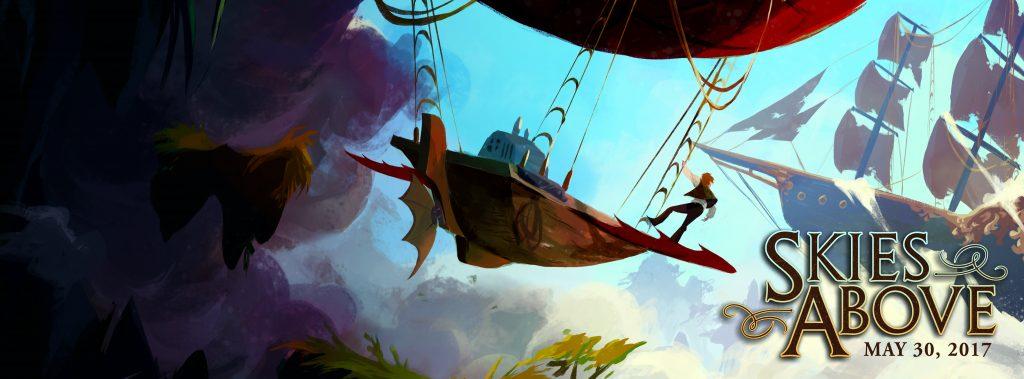 "The Bosun's Take: ""Skies Above"" by Katrina Olan"