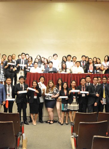 2nd UA&P Model House of Representatives