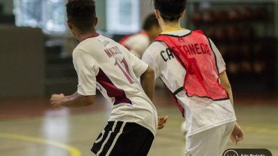 KICKING GOLD: 3rd UA&P FUTSAL TOURNAMENT BEGINS