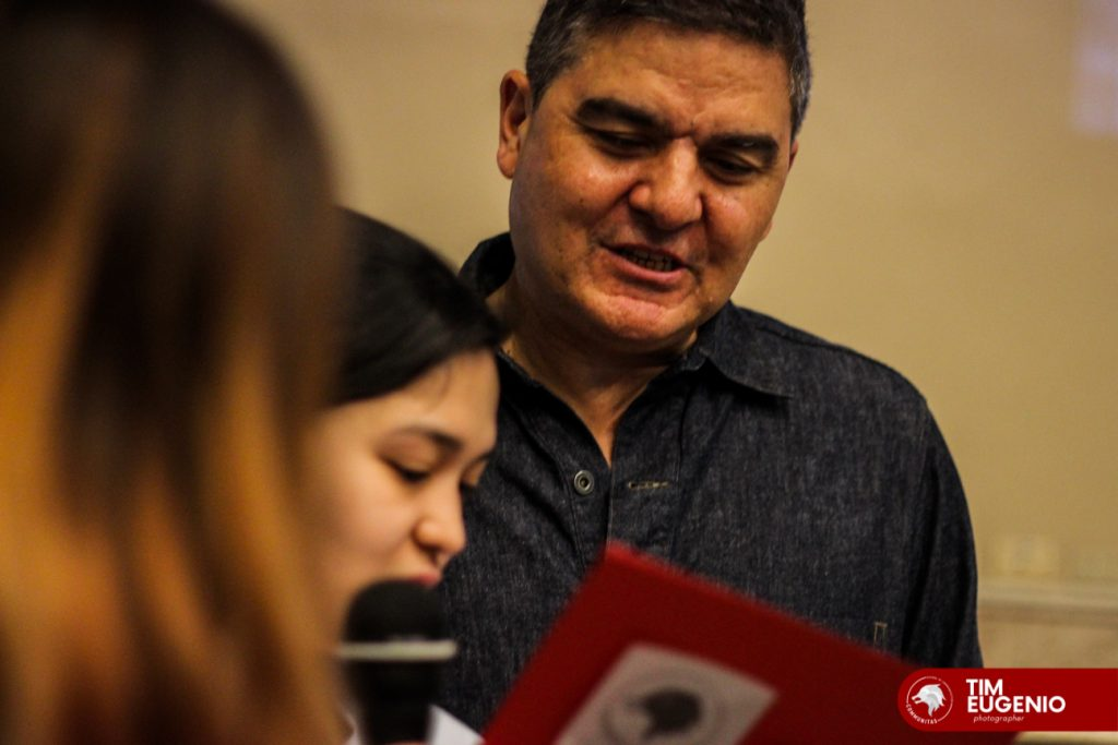 3 Things We Learned From Creative Conversations with Mr. Guerrero