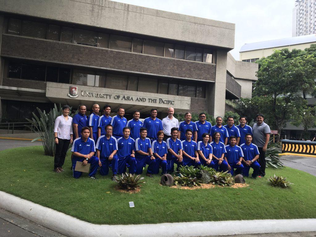 FIFA Futsal Coaching Course 2017