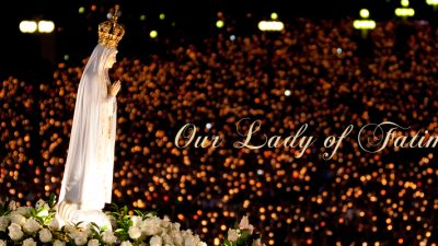 The Rosary's Bliss: UA&P Joins Celebration of #FATIMA100
