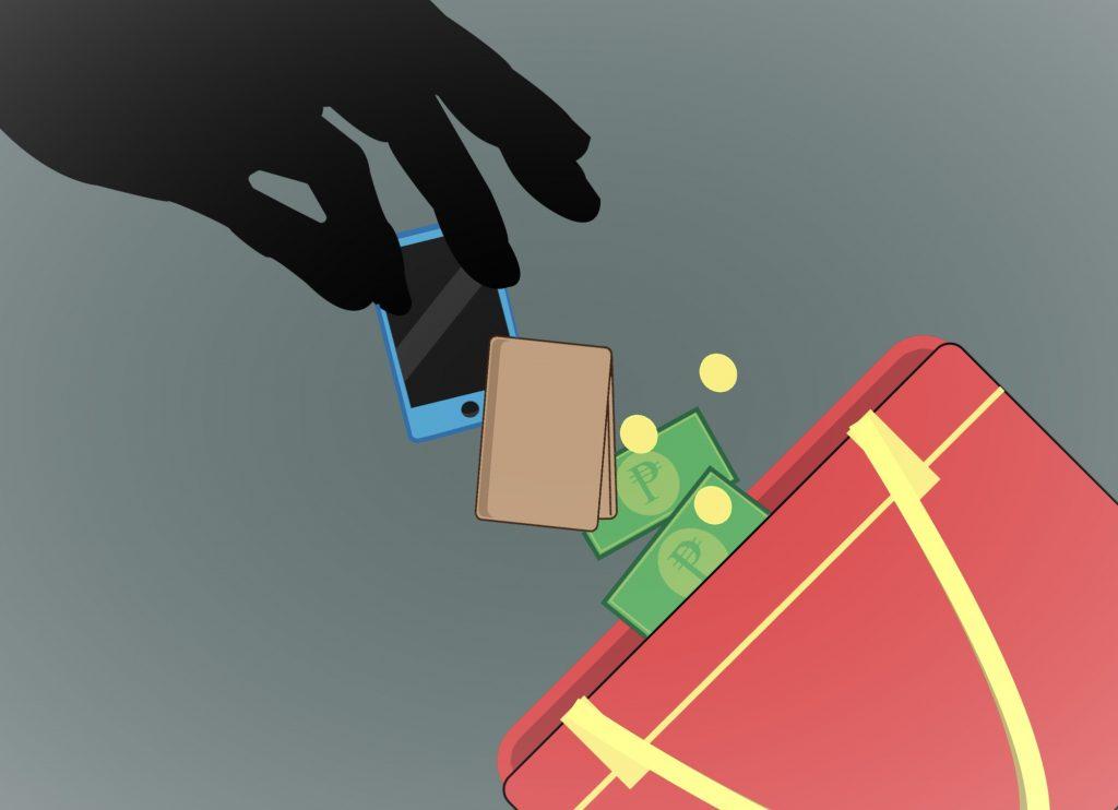 On-Campus Theft Saga: a Two-Way Effort